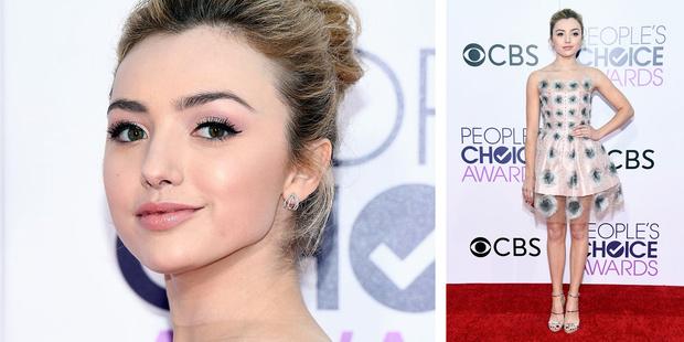 Фото №9 - Самые запоминающиеся образы с красной дорожки People's Choice Awards