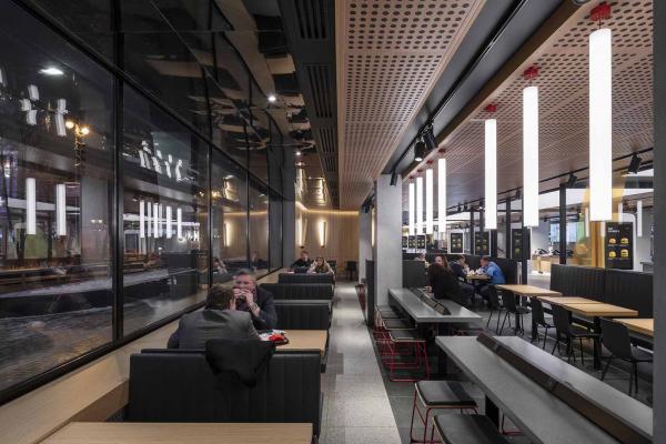 Фото №6 - «Макдоналдс» на Пушкинской— обладатель Sydney Design Awards 2020