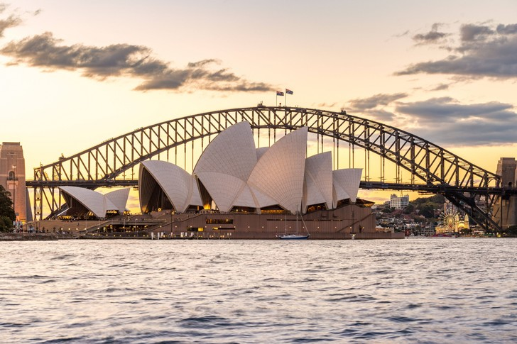 Фото №1 - Один кадр: Австралия