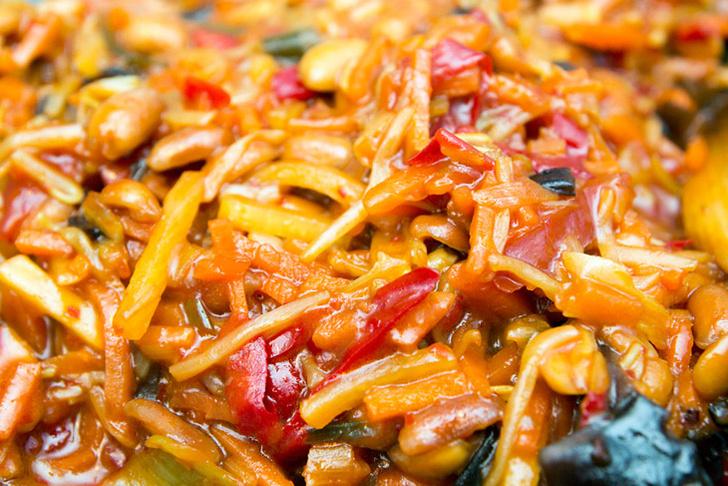Фото №4 - Три постных рецепта азиатской кухни