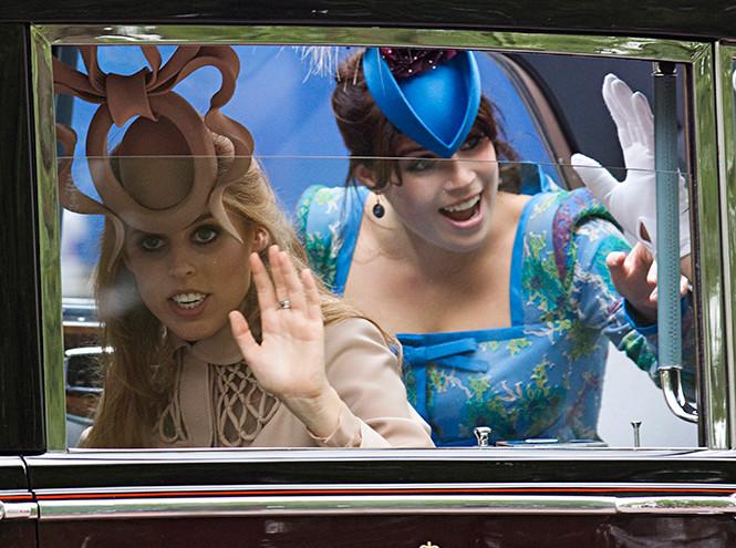 Фото №2 - 7 «странностей» британской свадьбы (Меган и ее гостям стоит подготовиться)