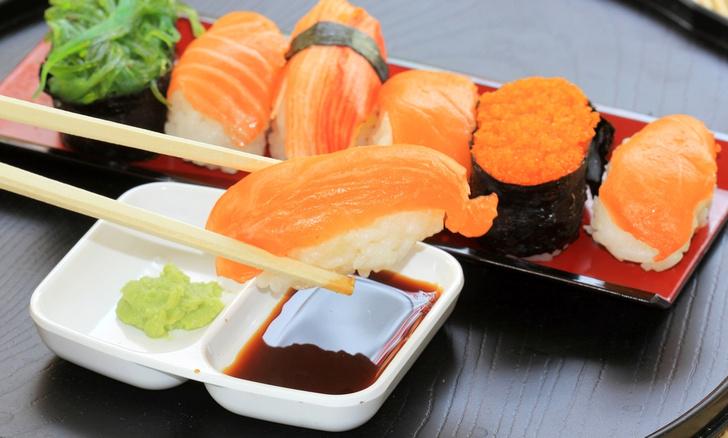 Фото №1 - Ленивые суши по-токийски: оригинальный рецепт