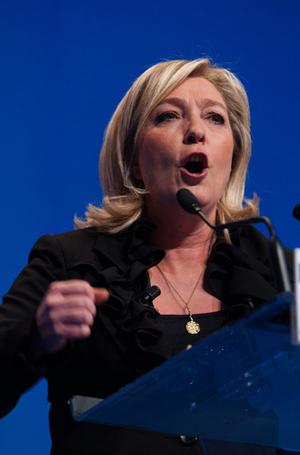 Фото №3 - Почему у Марин Ле Пен есть все шансы стать президентом Франции