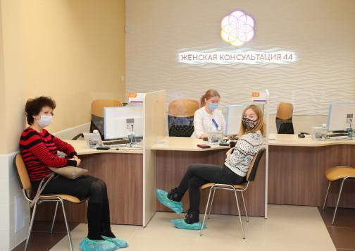 В Пушкине после капремонта открыли женскую консультацию
