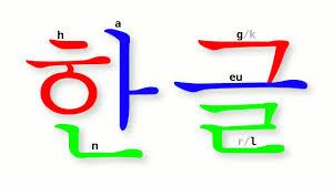 Фото №1 - Интересный корейский: учим простые гласные и согласные буквы