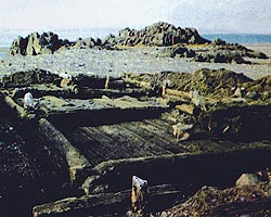 Фото №1 - Поморы с острова Грумант