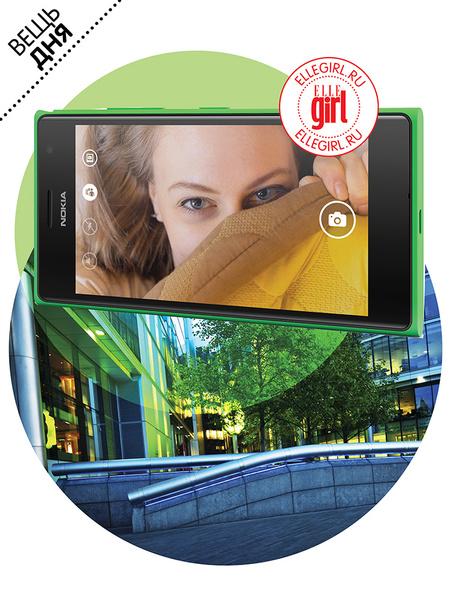 Фото №1 - Вещь дня: Смартфон Lumia 735