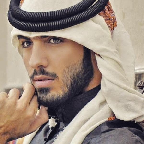Фото №1 - Как выглядит жена самого красивого араба в мире