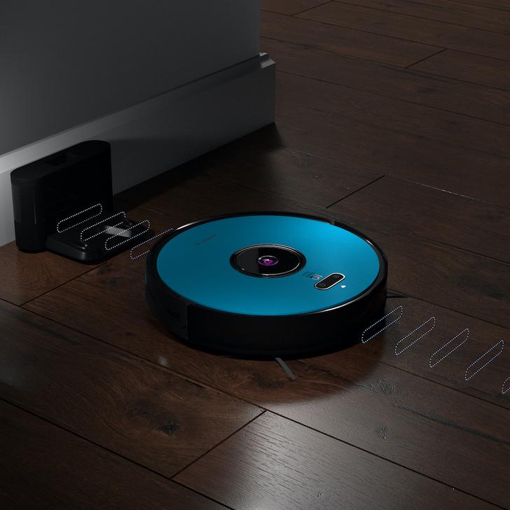 Фото №3 - Убирается, пока вы на работе: 4 аргумента в пользу робота-пылесоса с Wi-Fi