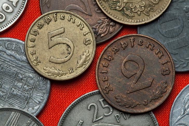 Фото №5 - Коллекционеры марок. Сколько зарабатывали солдаты вермахта во время войны