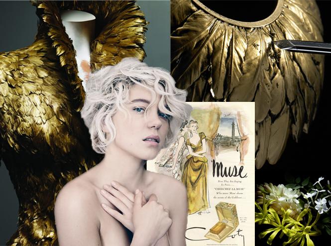 Фото №2 - Свет темноты: квинтэссенция модного Дома Alexander McQueen
