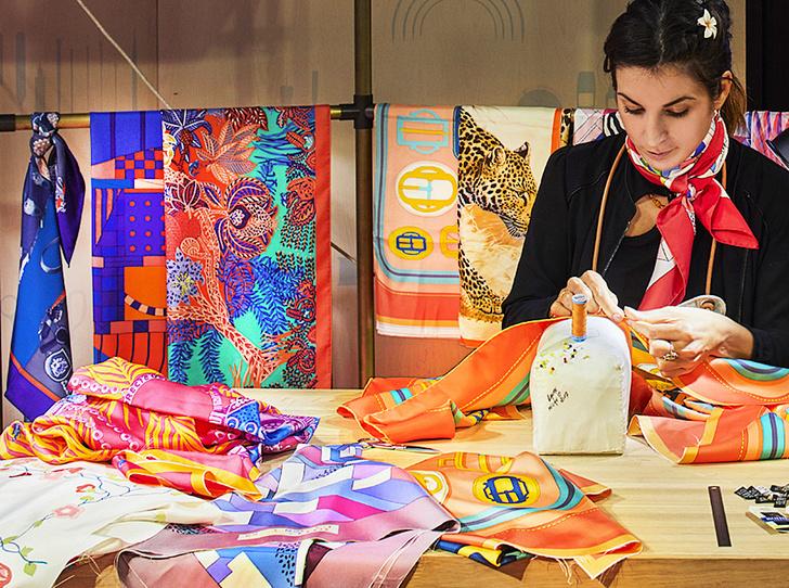Фото №1 - Выставка-легенда «Hermès: За кулисами»: что смотреть, куда и когда идти