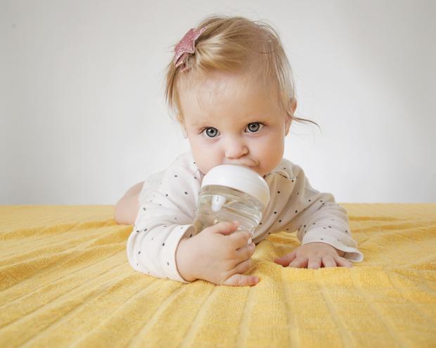 Фото №1 - Почему опасно перекармливать младенца