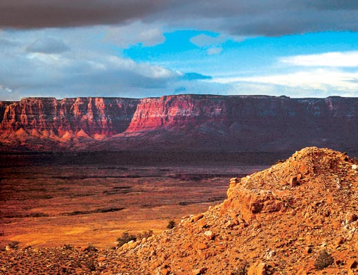 Фото №1 - В стране красных каньонов