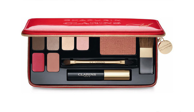 Набор для макияжа Palette de Maquillage, Clarins & Чапурин