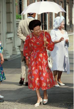 Фото №5 - Почему Маргарет так и не получила титул королевской принцессы
