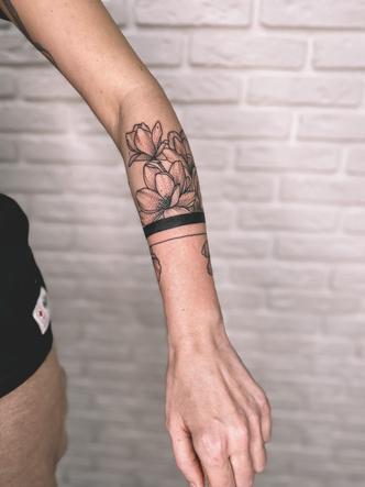 Какую татуировку сделать, красивые татуировки
