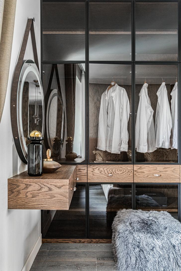 Фото №10 - Этника и современный дизайн в квартире на Пресне