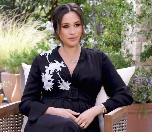 Фото №4 - Как по сценарию: Меган Маркл почти в точности повторила интервью принцессы Дианы