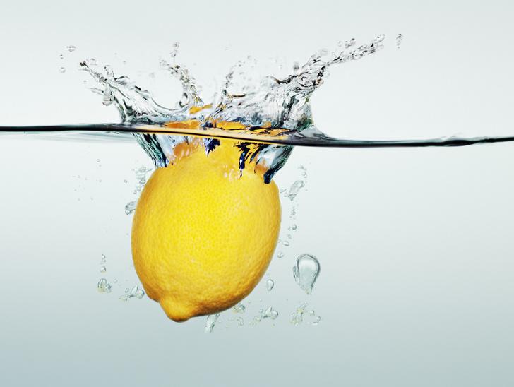 можно ли пить воду с лимоном