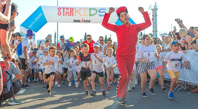 В России стартовала программа Kinder+SPORT Радость Движения