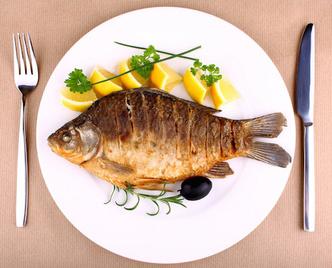 Фото №1 - Почему речные рыбы костлявее морских?