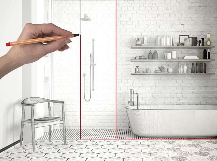 Фото №1 - 5 ошибок ремонта в ванной и как их избежать