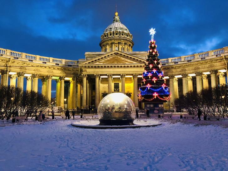 Фото №4 - Новогодние каникулы в России: 5 лучших направлений