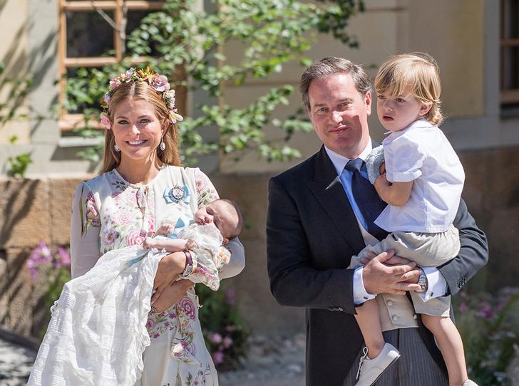 Фото №1 - Часть королевской семьи Швеции переезжает в США