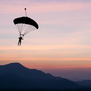 Фото №2 - Гадаем на парашютах: в какой день недели тебе всегда везет? 🪂