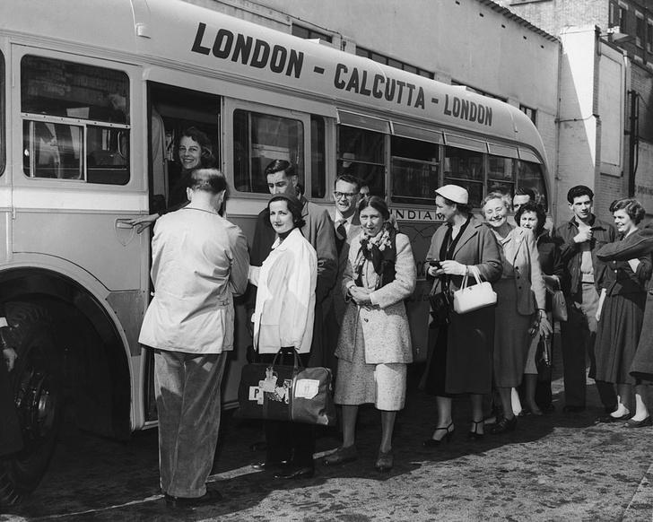 Фото №1 - Лондон— Калькутта: краткая история самого длинного автобусного маршрута в истории