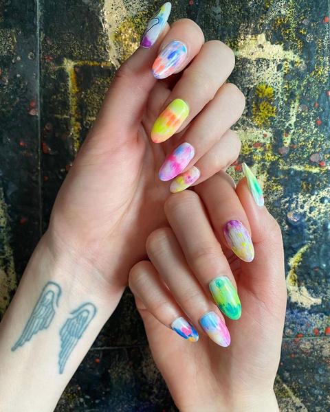 Фото №2 - Маникюр 2021: все про модный дизайн ногтей
