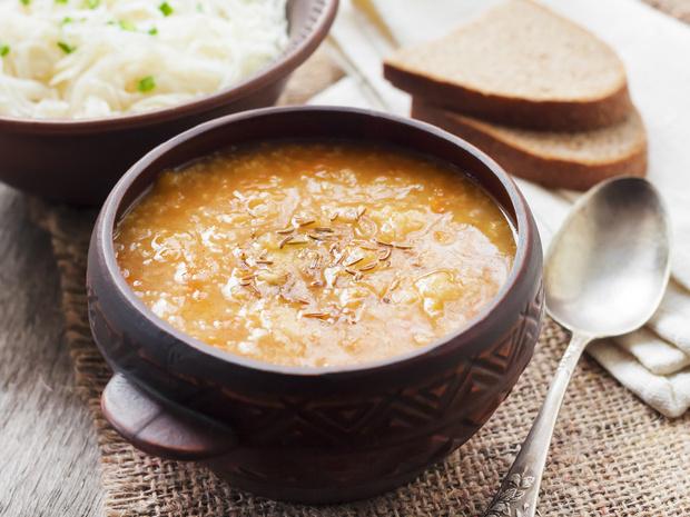 Фото №6 - От тыквенного до щей: 5 лучших рецептов постных супов