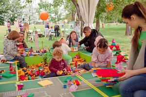 Фото №5 - Журнал «Счастливые родители» на Фестивале «Усадьба Jazz»