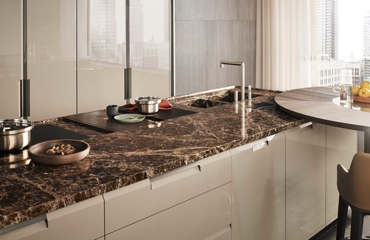 Фото №3 - Shape: новая стильная кухня Poliform
