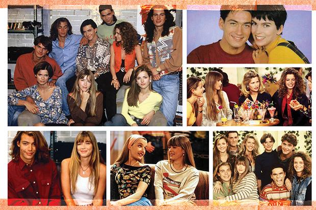 «Эллен и ребята» (1992 – 1994)