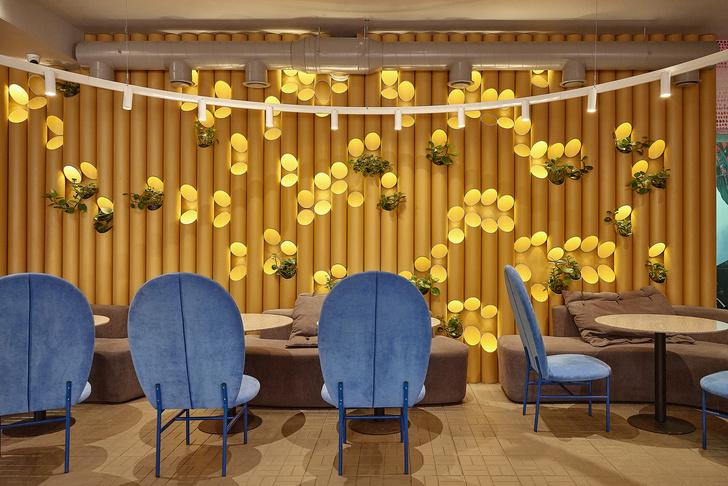 Фото №5 - Японский ресторан с яркими фресками в Иркутске