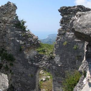 Фото №1 - В Абхазии началась реставрация Анакопийской крепости