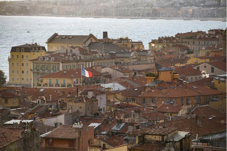 Фото №2 - Сердце Лазурного Берега: прогулка по Ницце в 10 фотокарточках