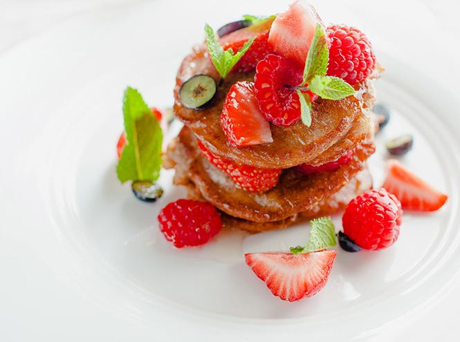 Фото №2 - В ресторане BOLSHOI появилось меню полезных завтраков
