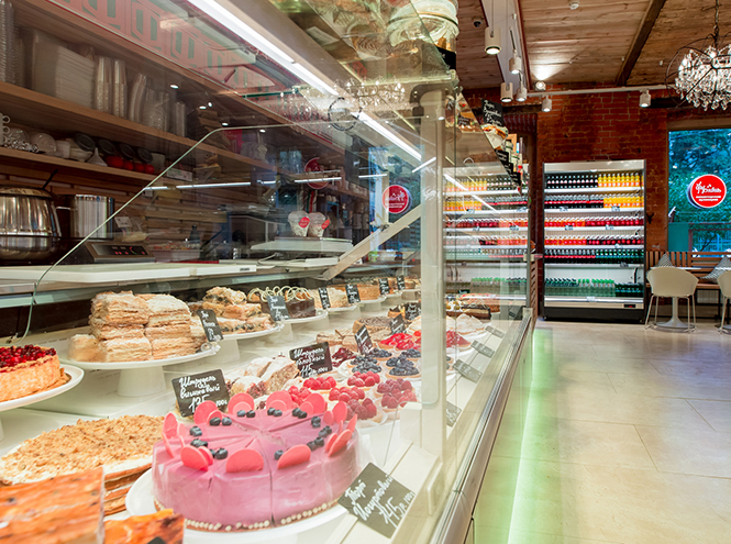 Фото №5 - «Брусника»: новое городское кафе на Большой Бронной