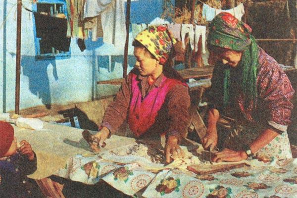 Фото №1 - Люди долины Чу