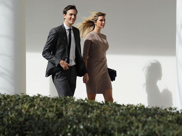 Фото №2 - Иванка Трамп и Джаред Кушнер: «практичное» счастье американской принцессы