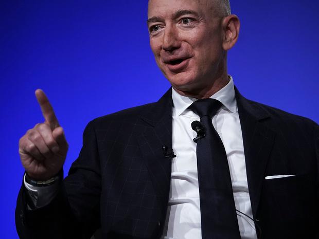 Фото №2 - Как стать самым богатым человеком в мире: 10 правил успеха Джеффа Безоса