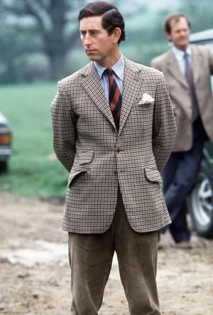 Фото №5 - Его модное Высочество: 8 доказательств того, что принц Чарльз— икона стиля