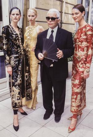 Фото №5 - Революции Карла Лагерфельда: 5 способов править миром моды