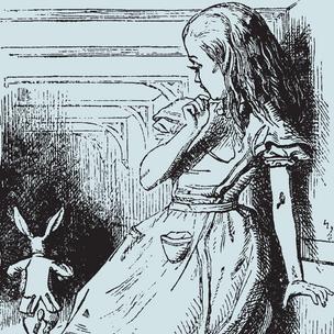 Фото №5 - Тест-рулетка: Какая цитата из «Алисы в Стране Чудес» опишет твой 2021 год?