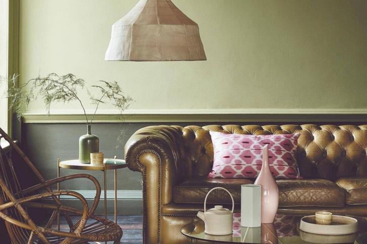 Фото №1 - Как увеличить комнату с помощью краски: 8 идей