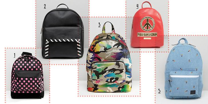 Фото №2 - 40 рюкзаков для школы
