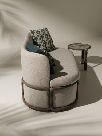 Фото №3 - Летний сезон: новая коллекция мебели от Ethimo